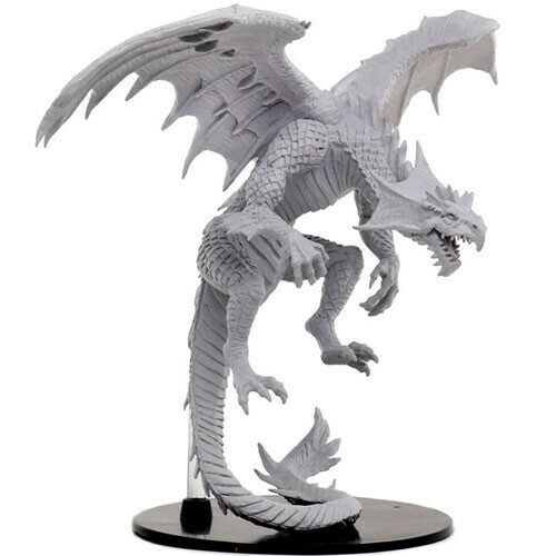Gargantuan White Dragon 73145