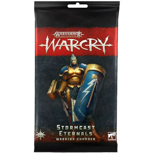 Warcry Card Pack Stormcast