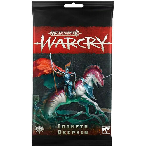 Warcry Card Pack Deepkin