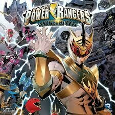Power Rangers Shattered Grid