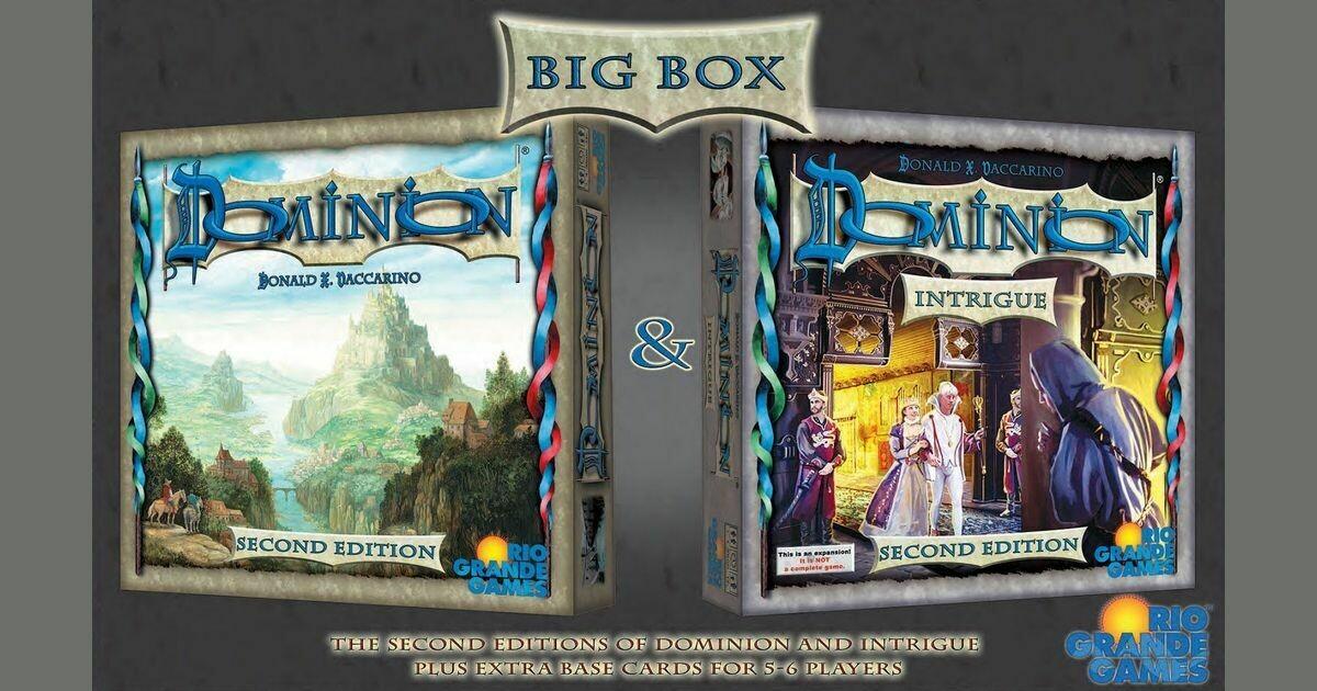 Dominion Big Box