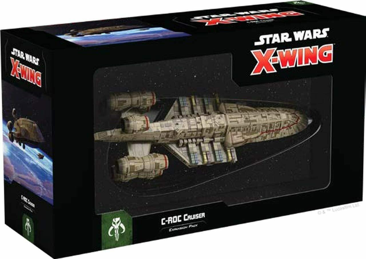 Star Wars X Wing C-ROC Cruiser