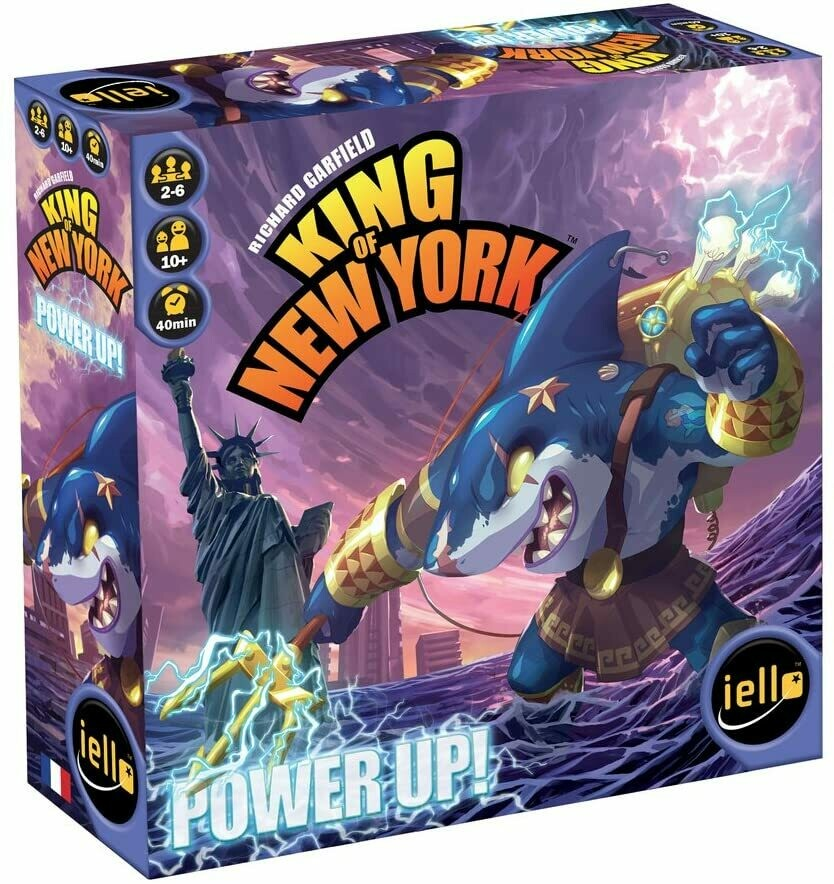 King Of New York Powerup