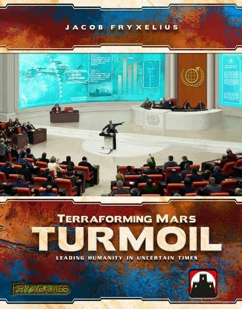 Turmoil: Terraforming Mars