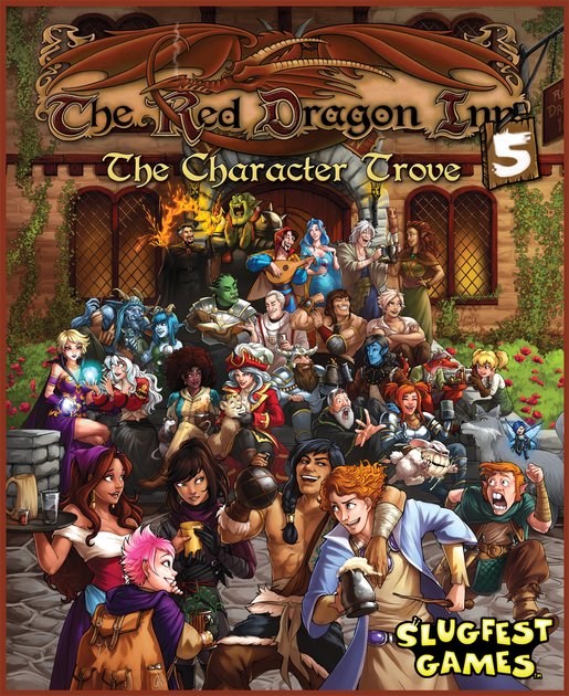 The Red Dragon Inn 5 Character Trove