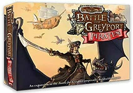 RDI Battle For Greyport Pirates