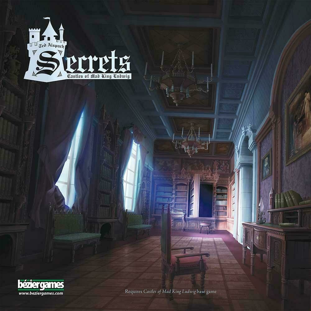 Serrets: Castles Of The Mad King Ludwig