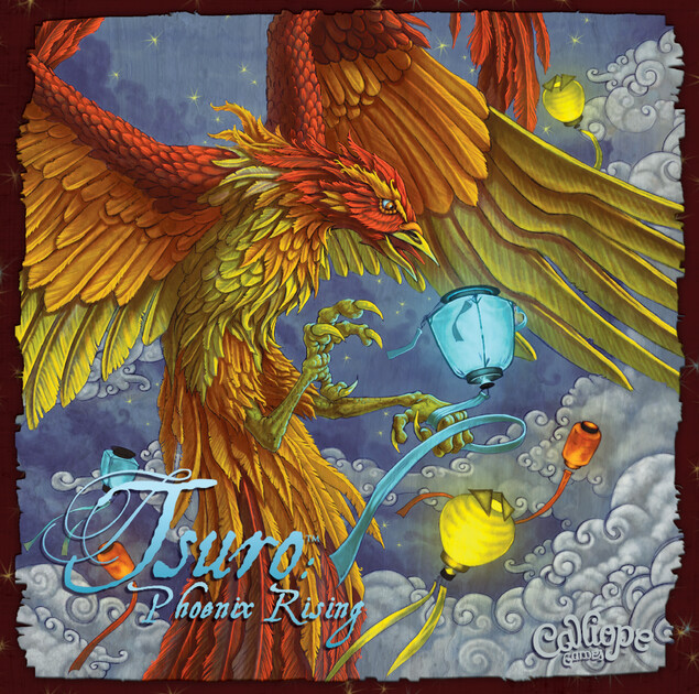 Tsuro Phoenix Rising