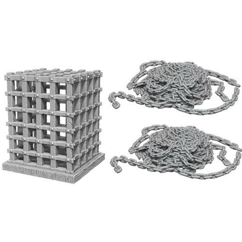 Cage And Chains 73419