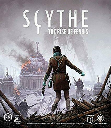 Scythe Expansion Rise Of Fenris