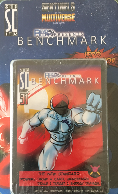 Sentinels Of The Multiverse Card Game Benchmark