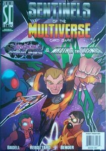 Sentinels Of The Multiverse Card Game Shattered Timelines