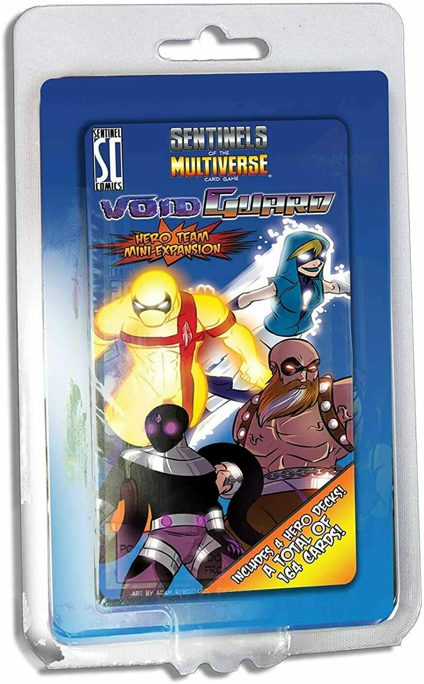 Sentinels Of The Multiverse Card Game Void Guard