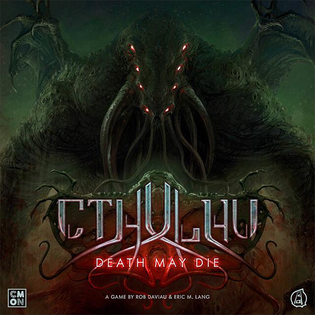 Cthulhu Death May Die