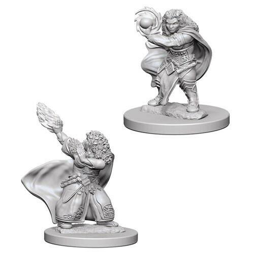 Dwarf Female Wizard 72621