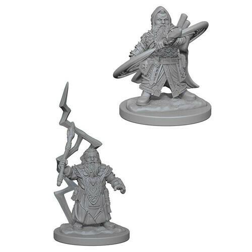 Dwarf Male Sorcerer 73188