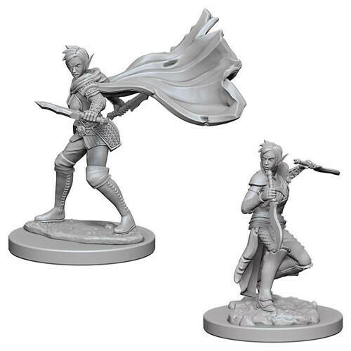 Elf Female Rogue 73187