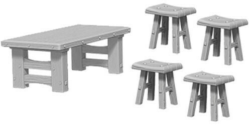 Table And Stools 72593