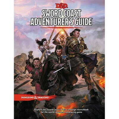 Sword Coast Adventure's Guide