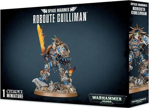 Ultramarines Primarch Roboute Guilliman