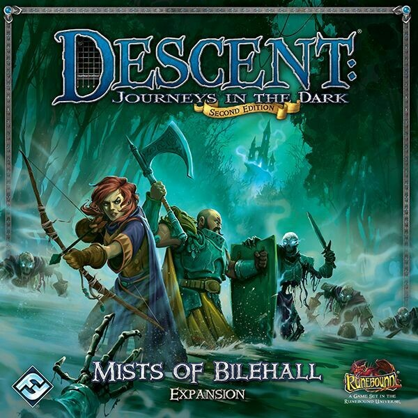 Descent Mists Of Bilehall