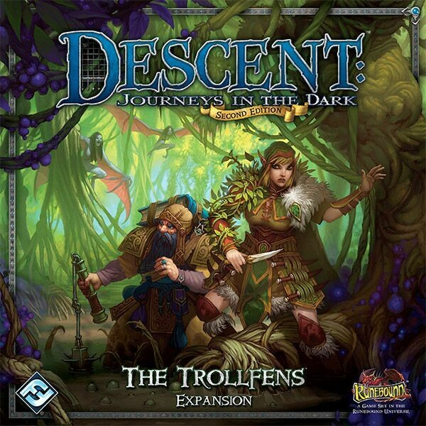Descent The Trollfens