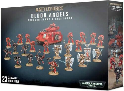 Blood Angels Battleforce 2019
