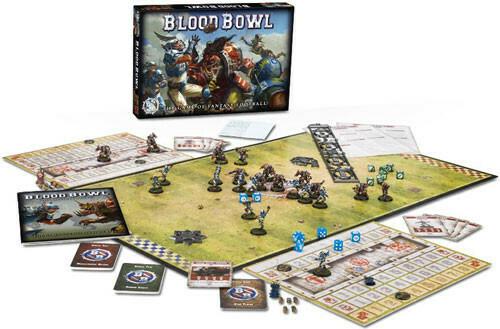 Blood Bowl Core Game Box