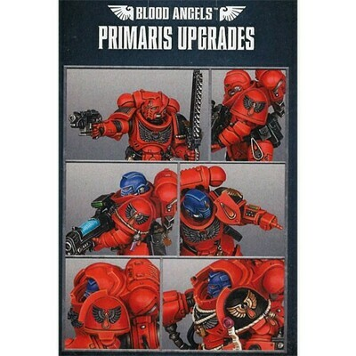 Blood Angels Primaris Upgrade Sprue