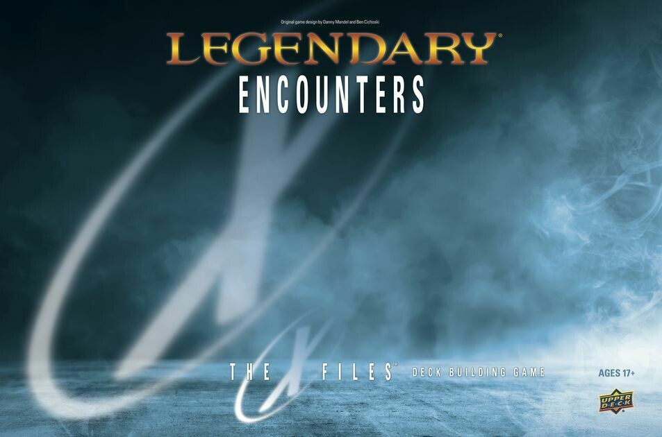 Legendary Encounters The X Files