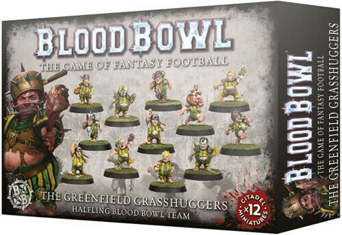 Blood Bowl Greenfield Grasshuggers
