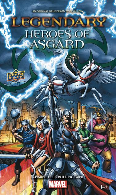 Legendary Heroes Of Asgard