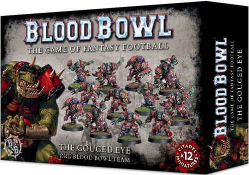 Blood Bowl Gouged Eye