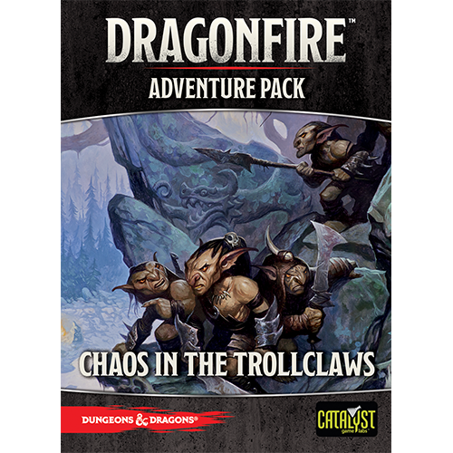DRAGONFIRE ADVENTURE THE TROLLCLAWS