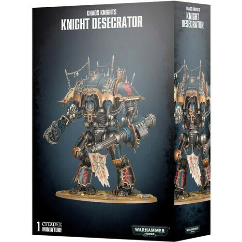 Chaos Knights Desecrator