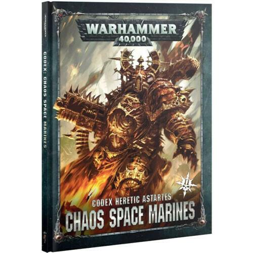 Codex Chaos Space Marines 8.5