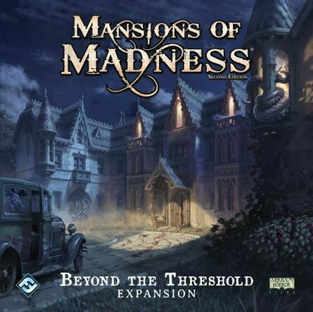 Mansions Of Madness Beyond The Threshold