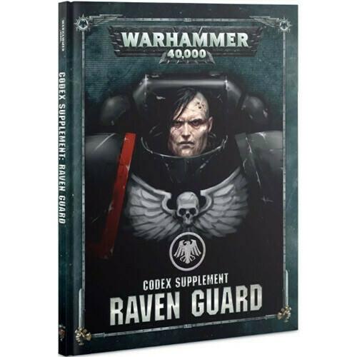 Codex Supplement Raven Guard