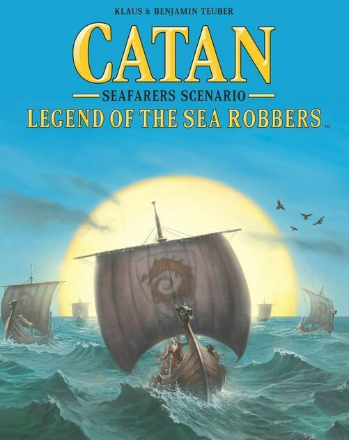 Legend Of The Sea Robbers
