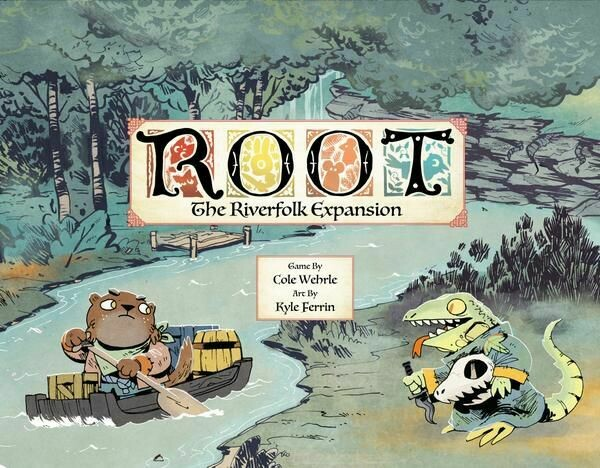 Root The River Folk Expansion