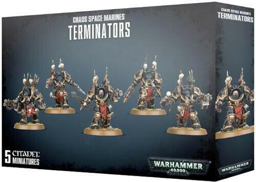 CSM Terminators
