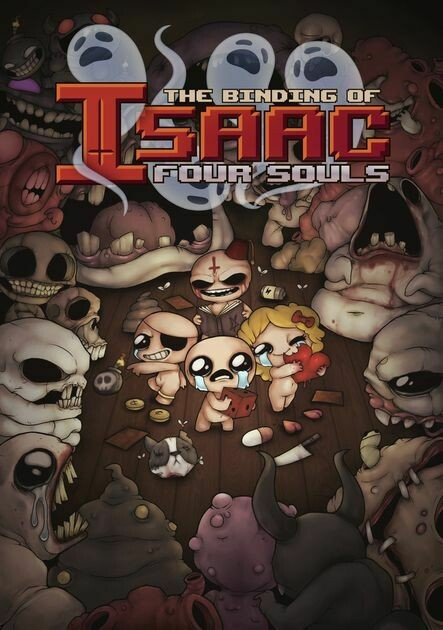The Binding Of Issac: The Four Souls