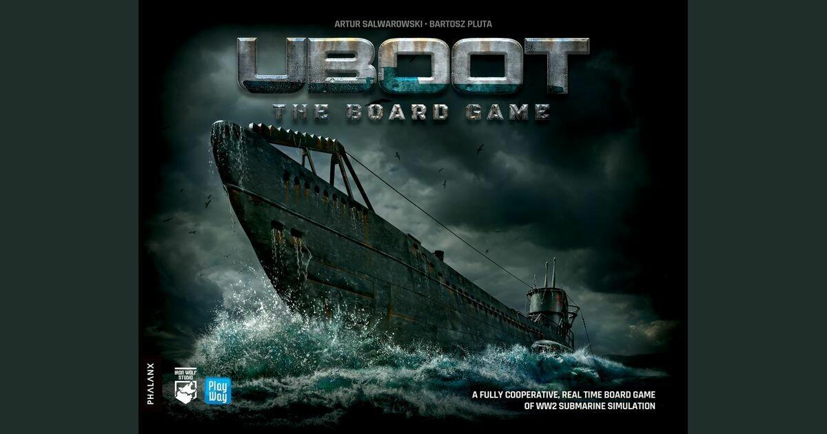 U-Boat The Board Game