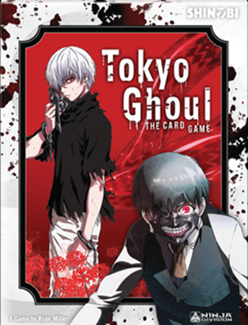 Tokyo Ghoul The Card Game