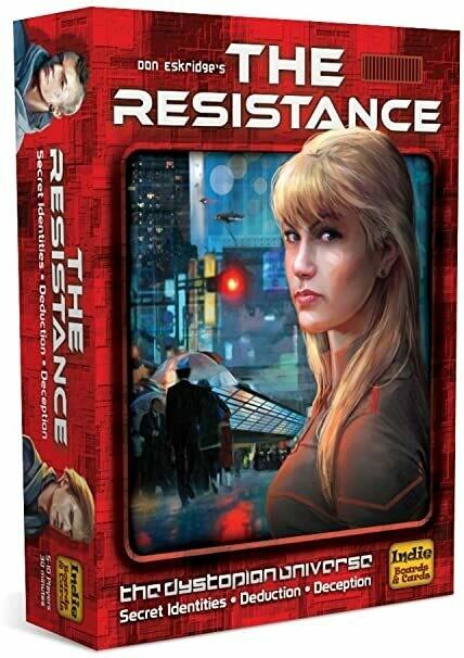 The Resistance Secret Identities, Deduction, Deception