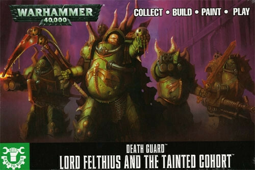 Lord Felthius And The Tainted Cohort