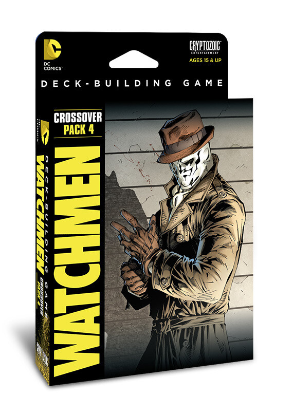 Watchmen Crossover Pack 4