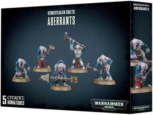 GSC Aberrants