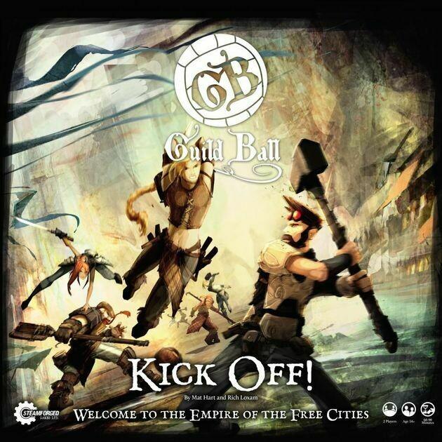 Guild Ball Kick Off