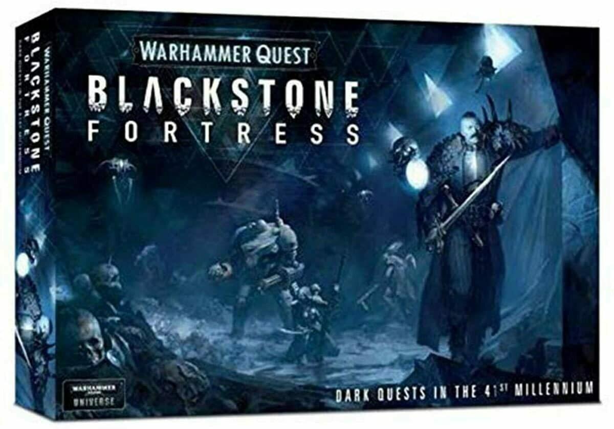 Warhammer Quest Blackstone Fortress